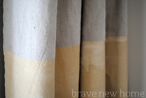living_room_makeover_phase_1_drop_cloth_curtain_close_up