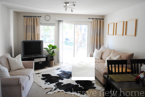 living_room_makeover_acrylic_nesting_tables