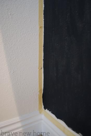 chalkboard damage control