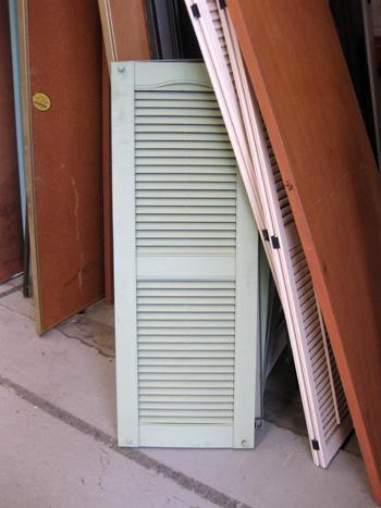 mint shutters