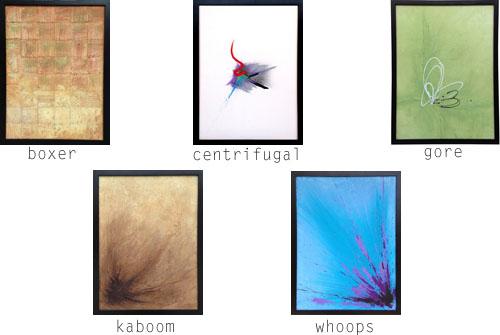 Artreka paintings